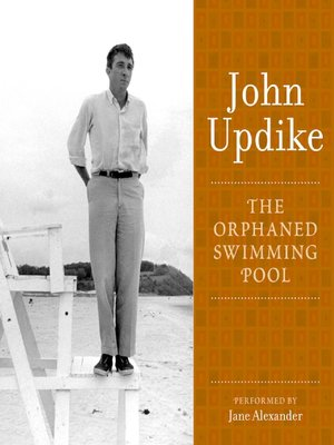 cover image of The Orphaned Swimming Pool